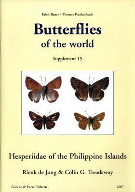 Butterflies of the World, Supplement 15 [English]