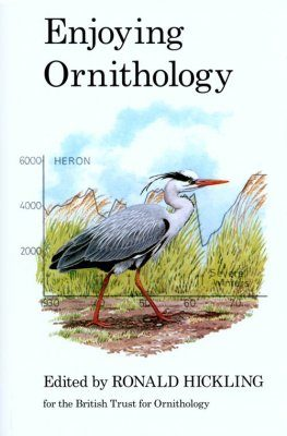Enjoying Ornithology