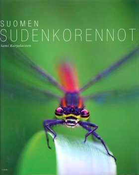 Suomen Sudenkorennot [The Dragonflies of Finland]