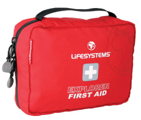 Lifesystems Explorer Outdoor First Aid Kit