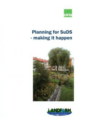 Planning for SuDS