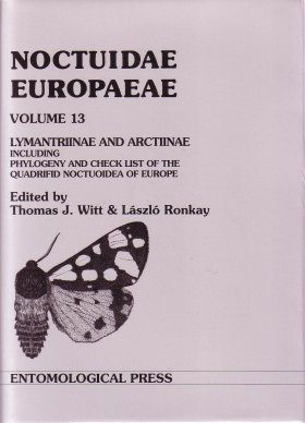 Noctuidae Europaeae, Volume 13 [English]