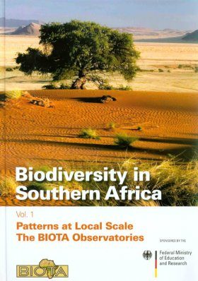 Biodiversity in Southern Africa (3-Volume Set)