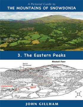 A Pictorial Guide to the Mountains of Snowdonia, Volume 3