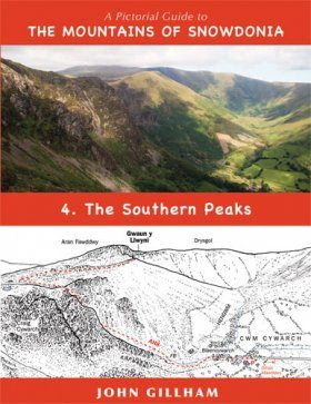 A Pictorial Guide to the Mountains of Snowdonia, Volume 4