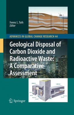 Geological Disposal of Carbon Dioxide and Radioactive Waste