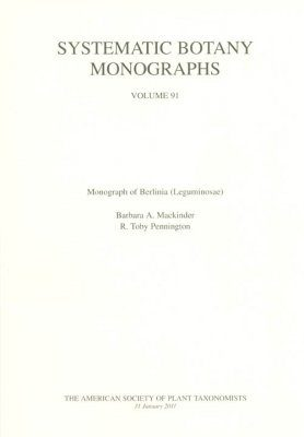Monograph of Berlinia (Leguminosae)