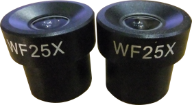x25 Eyepieces for the DM5 Field Stereo Microscope