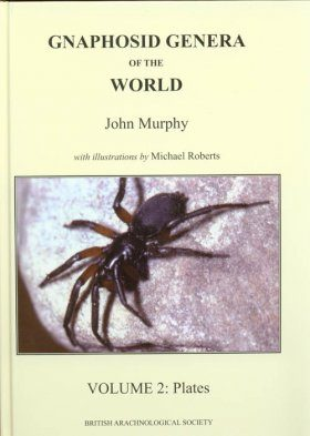 Gnaphosid Genera of the World (2-Volume Set)