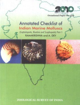 Annotated Checklist of Indian Marine Molluscs (Cephalopoda, Bivalvia and Scaphopoda), Part 1