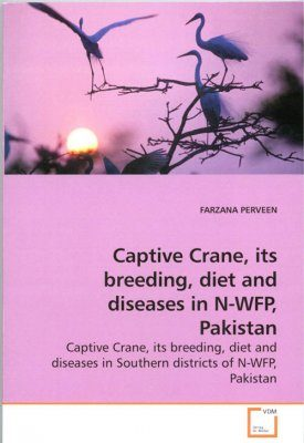 Captive Crane, its Breeding, Diet and Diseases in N-WFP, Pakistan