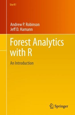 Forest Analytics with R