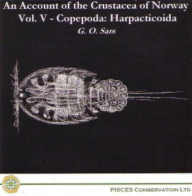 An Account of the Crustacea of Norway, Vol. V: Copepoda (Harpacticoida)