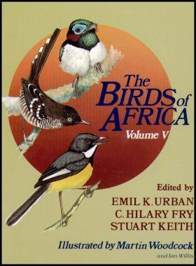 The Birds of Africa, Volume 5