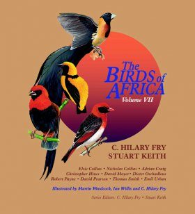 The Birds of Africa, Volume 7