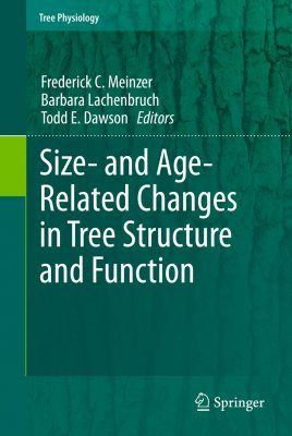 Size- and Age-related Changes in Tree Structure and Function