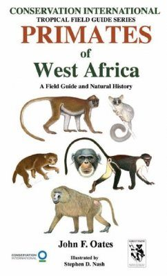 Primates of West Africa