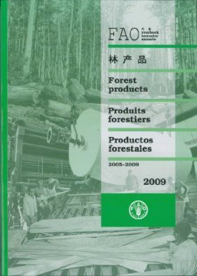 Yearbook of Forest Products 2009