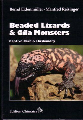 Beaded Lizards and Gila Monsters