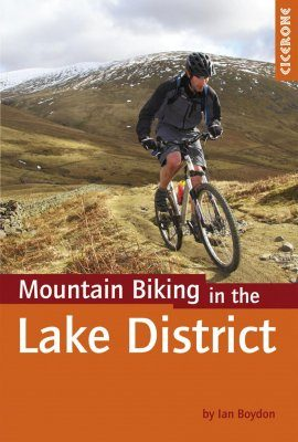 Cicerone Guides: Mountain Biking in the Lake District