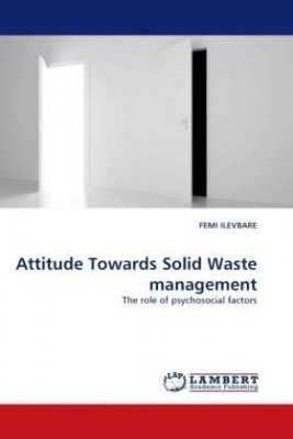 Attitude towards Solid Waste Management