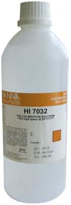 1382 ppm TDS Calibration Solution - 500ml