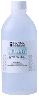 pH 9.18 Buffer Solution - 500ml
