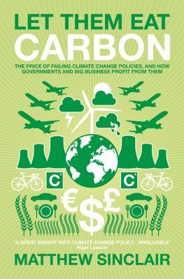 Let Them Eat Carbon