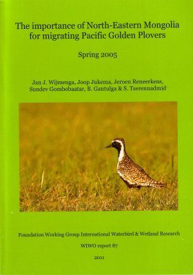The Importance of North-Eastern Mongolia for Migrating Pacific Golden Plovers