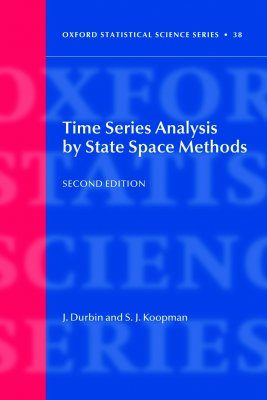 Time Series Analysis by State Space Methods