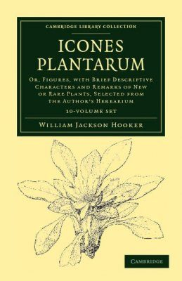 Icones Plantarum (10-Volume Set)