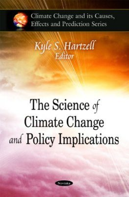 Science of Climate Change and Policy Implications