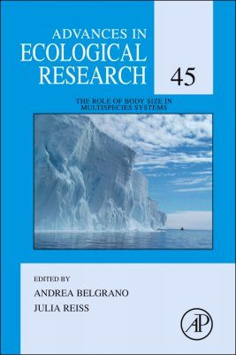Advances in Ecological Research, Volume 45