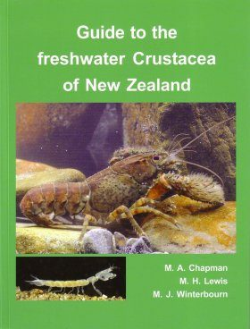 Guide to the Freshwater Crustacea of New Zealand
