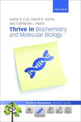 Thrive in Biochemistry and Molecular Biology