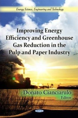 Improving Energy Efficiency and Greenhouse Gas Reduction in the Pulp and Paper Industry