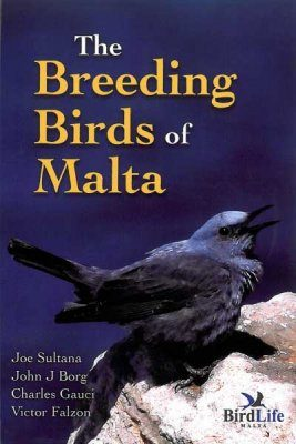 The Breeding Birds of Malta