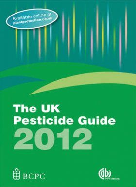 The UK Pesticide Guide 2012