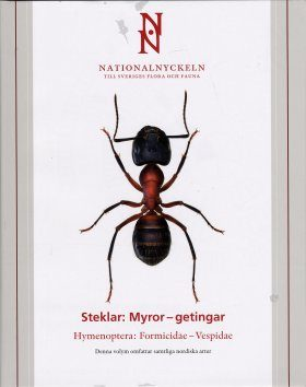 The Encyclopedia of the Swedish Flora and Fauna, Steklar, Myror - Getingar [Swedish]