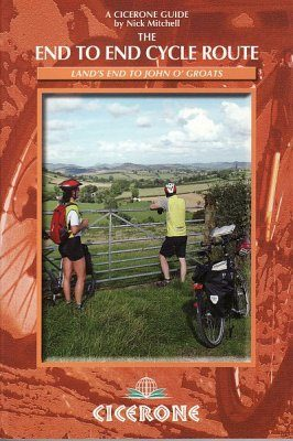 Cicerone Guides: The End to End Cycle Route
