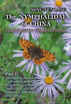 The Nymphalidae of China (Lepidoptera, Rhopalocera), Volume 1