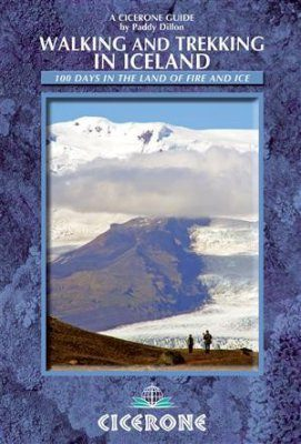 Cicerone Guides: Walking and Trekking in Iceland