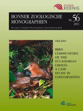 Bird Communities of the Ecuadorian Choco