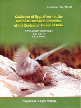 Catalogue of Eggs (Aves) in the National Zoological Collection of the Zoological Survey of India Part I