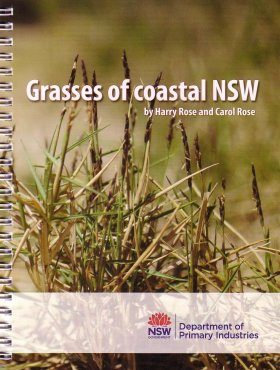 Grasses of Coastal NSW