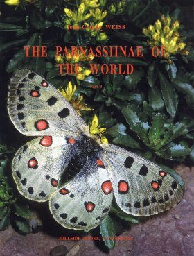 The Parnassiinae of the World, Volume 4: The Apollo Group [English / French]