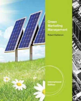 Green Marketing Management (International Edition)