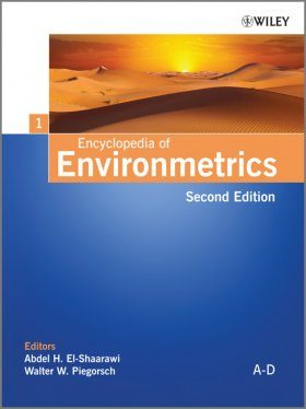 Encyclopedia of Environmetrics (6-Volume Set)