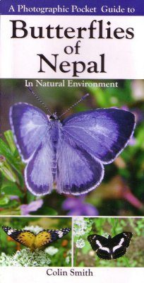 A Photographic Pocket Guide to Butterflies of Nepal