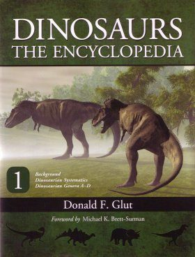 Dinosaurs: The Encyclopedia (3-Volume Set)